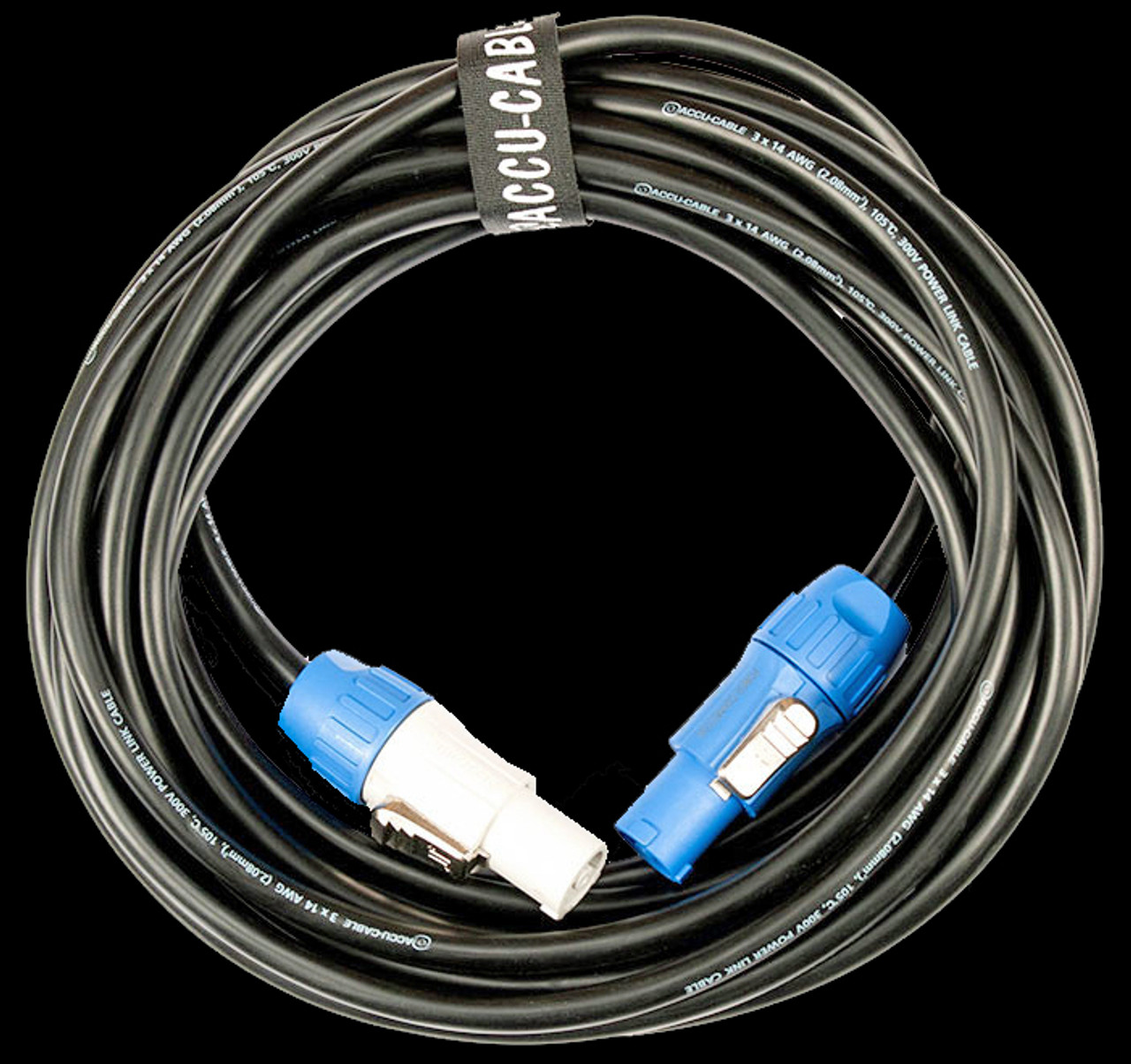 Accu Cable 25' Power Link Cable / SPLC25