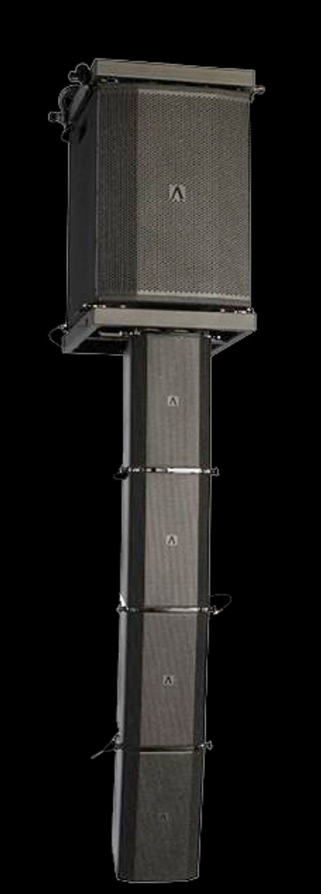 Avante Imperio Theatre Rig 4 Box Flown PWD Speaker Array w/ Subs