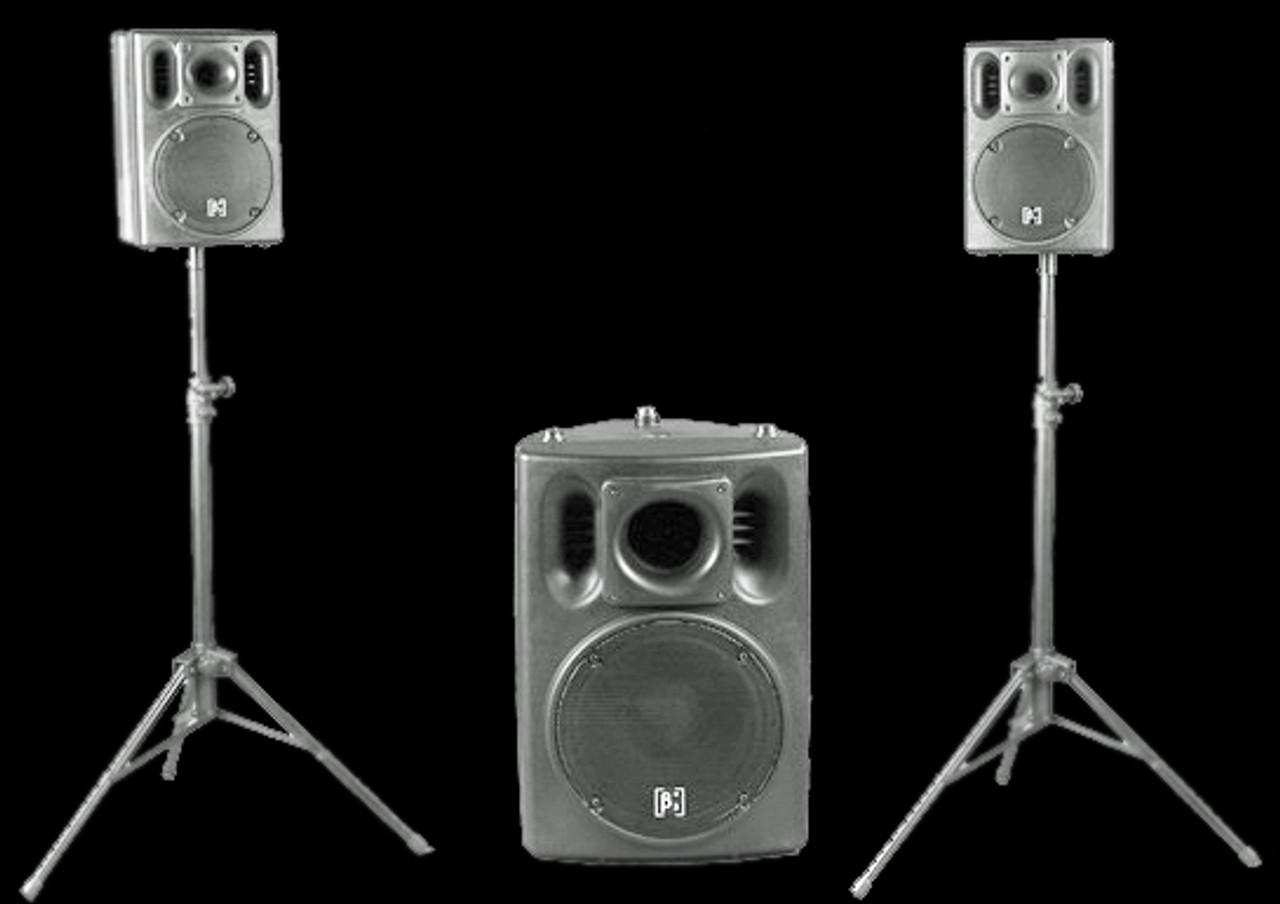 Beta 3.12 Powered PS Speaker Sound System