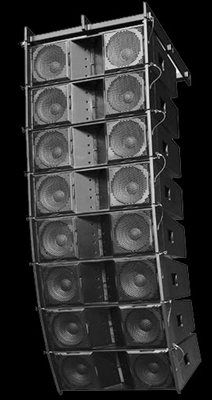 "Beta 3 600W 2 x 12"" 2-Way Passive Line Array Loudspeakers / TLA-121"