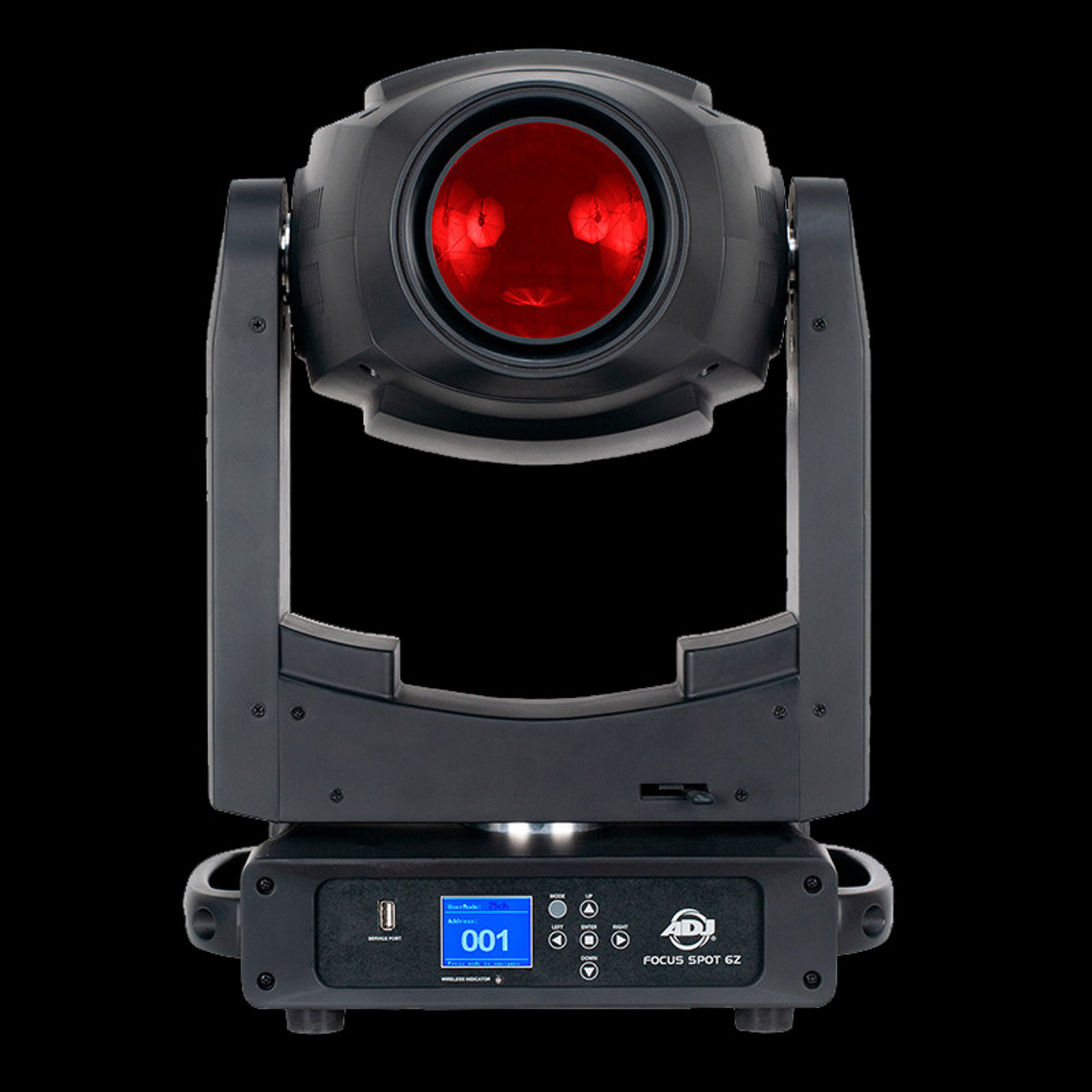 ADJ  Focus Spot 6Z Compact LED Moving Head Spot