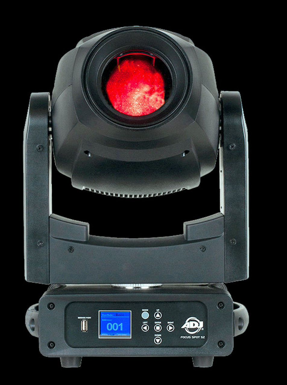 ADJ Focus Spot 5Z LED Moving Head + Motorized Focus + Zoom