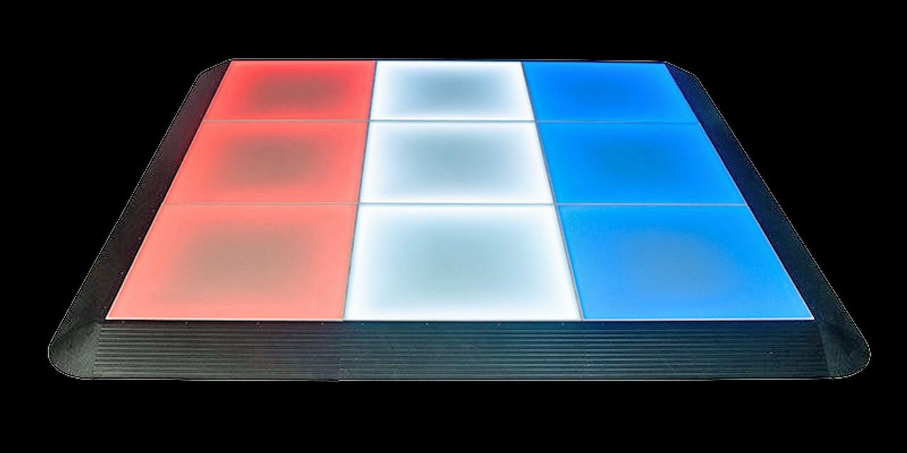 ADJ Magnetic LED Dance Floor System Package / 3FT x 3FT