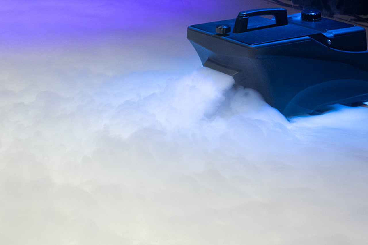 ADJ Entour Chill High-output Low-lying Fog Machine