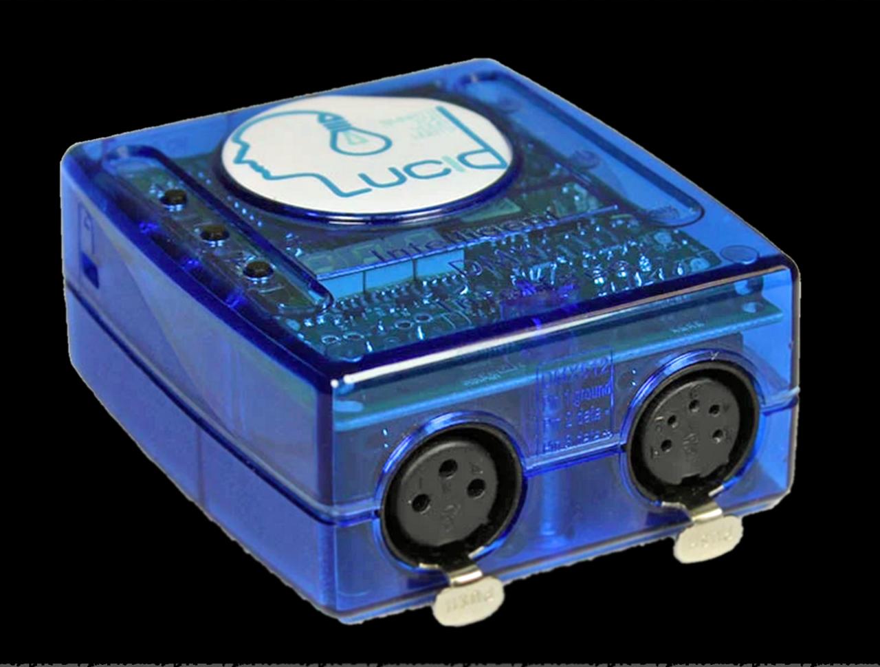 Blizzard Lighting Lucid 180 IQ DMX / Software + USB-DMX Interface