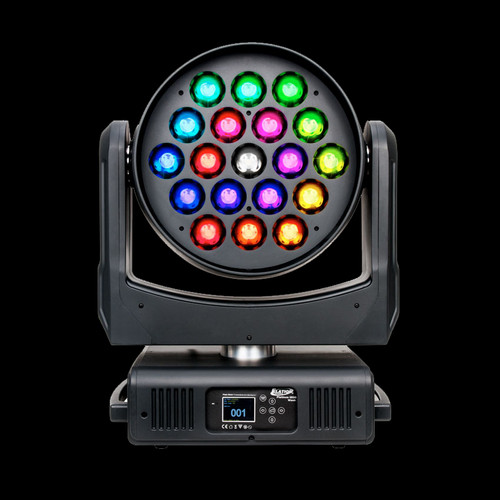 Elation M-PC Lighting Control Software - Phantom Dynamics