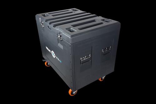 Blizzard Lighting IRiS IP3 Case / 6 x Panel Flight Case