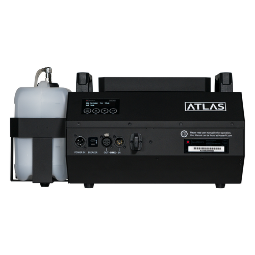 Atlas 1200W Advanced Fog Generator w/ LED Lighting Effect