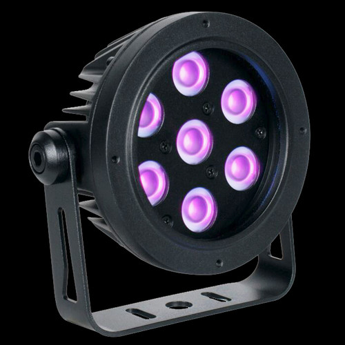 Magmatic PRISMA MINI PAR 45 IP65 Exterior UV Wash Par Blacklight
