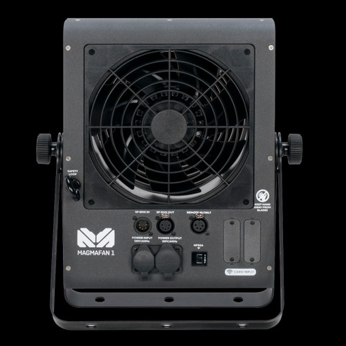 Magmatic MAGMAFAN1 Compact All-purpose Stage Fan