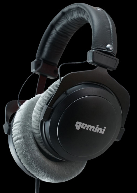 Gemini DJX-1000 Professional DJ Studio Reference Headphones