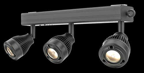 Chauvet DJ EZ Bar Light Bar Pin Spots / Battery-Powered