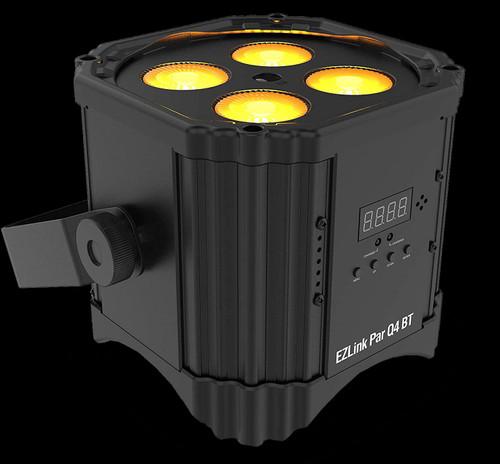 Chauvet EZLink Par Q4BT RGBA LED Par Fixture / Battery Powered