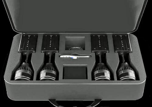 Chauvet Ezpin Zoom Pack Accent Lighting Pin Spot Light