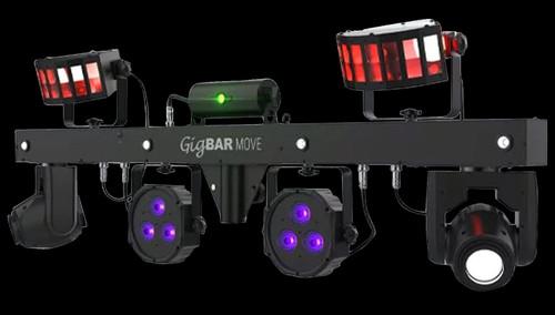 Chauvet DJ GigBar Move 5-in-1 Effect DJ Stage Light System