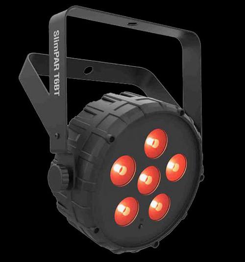 Chauvet DJ SlimPAR T6BT RGB LED Par Wash Light