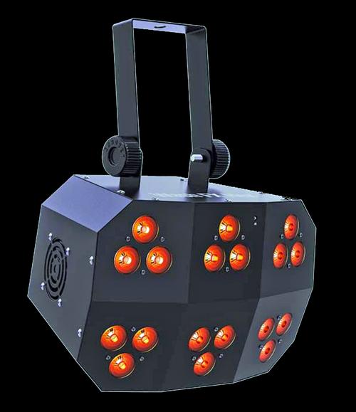 Chauvet DJ Wash FX Hex LED Multi-purpose Effect Light