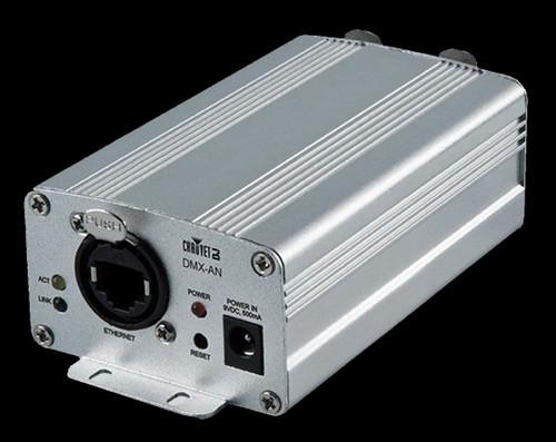 Chauvet DJ DMXAN2 Art-Net/sACN Node / 1 Ethernet Cable to 2 DMX Universes