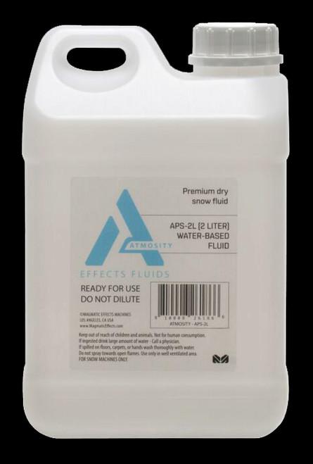 Elation Atmosity Premium Dry Snow Machine Refill Fluid