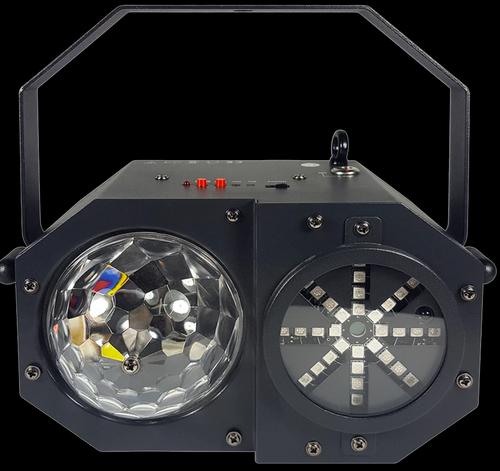Blizzard Lighting Minisystem 4-in-1 DJ Party Light