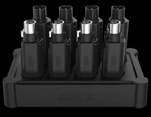 Chauvet DJ D-Fi XLR Wireless Communication Pack