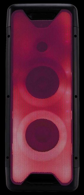 Gemini GLS-550 Portable Bluetooth DJ Party System + Bluetooth