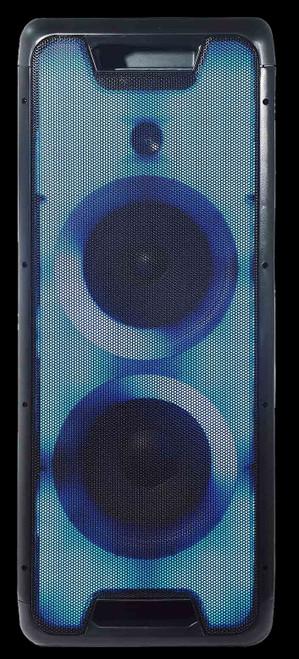 Gemini GLS-880 Portable Bluetooth DJ Party System