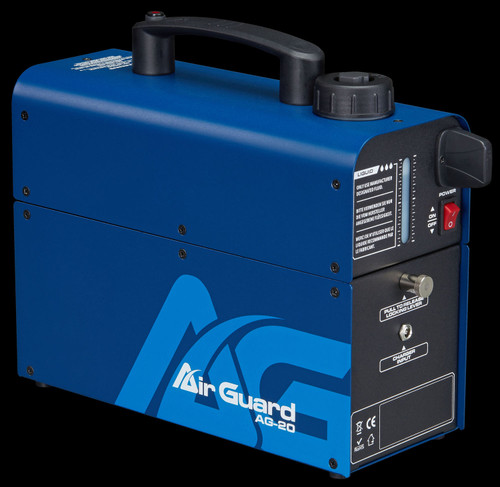 Air Guard AG-20 Portable Sanitizing Fog Machine / Battery Powered
