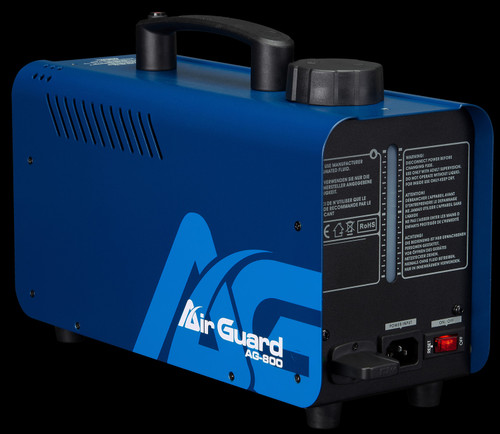 Air Guard AG-800 Portable Sanitizing Fog Machine