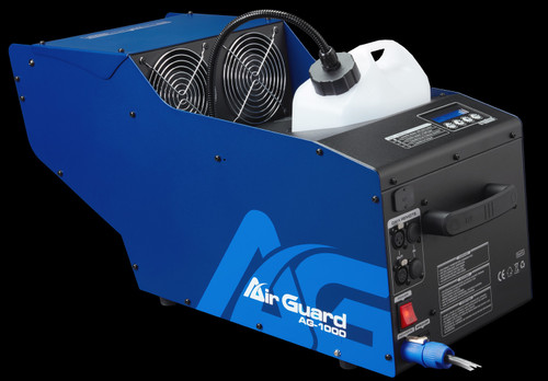 Air Guard AG-1000 Continuous Duty Air Sanitizer Fog Machine
