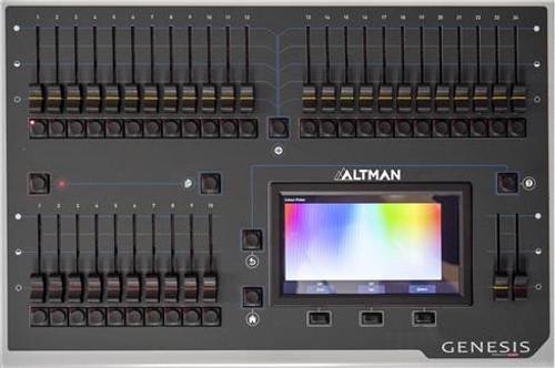 Altman Lighting Genesis Lighting Control Console