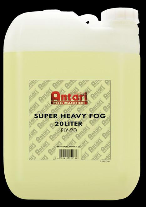 Antari FLY-4 Super Heavy Fog Refill Fluid