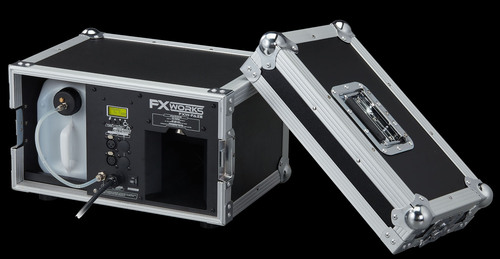 Antari FX Works FXW-FAZE Continuous Output Fazer w/ Integrated Road Case / DMX