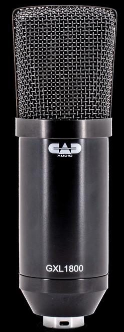 CAD GXL1800SP Studio Pack w/ GXL1800 Side Address / GXL800 Small Diaphragm Microphone