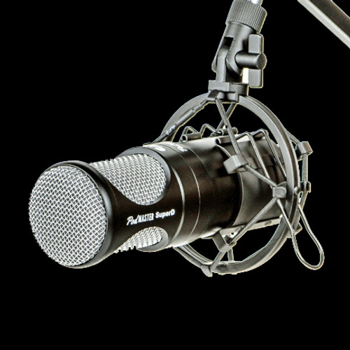 CAD PodMaster SuperD Professional Broadcast / Podcasting Microphone
