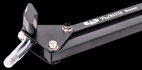 CAD PodMASTER BOOM Broadcast / Podcast Boom Arm Microphone Stand