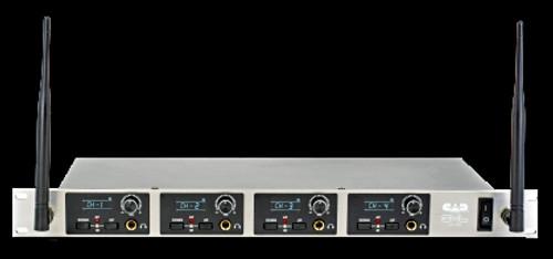 CAD GXLIEM4 Quad GXLIEM Wireless In Ear Monitor System