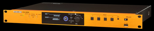 TASCAM CG-1000 Master Clock Generator