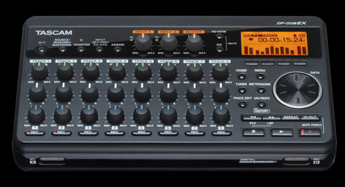 CAD DP-008EX 8-track Digital Pocketstudio