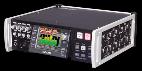 TASCAM HS-P82 8-Track Pro Field Recorder