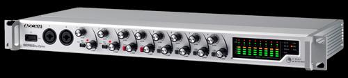 TASCAM SERIES 8p Dyna 8 Channel Mic Preamplifier w/ Analog Compressor