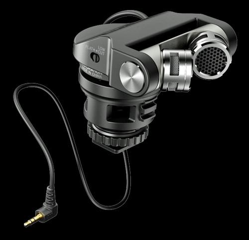 TASCAM TM-2X Stereo Microphone / DSLR