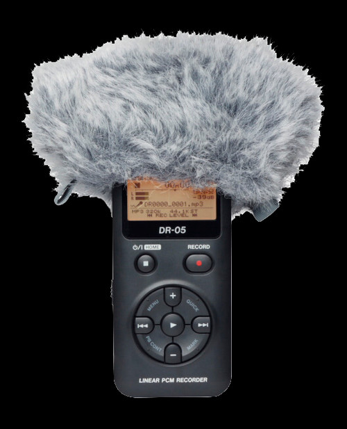 TASCAM WS-11 Windscreen / DR-series Hand-held Recorders