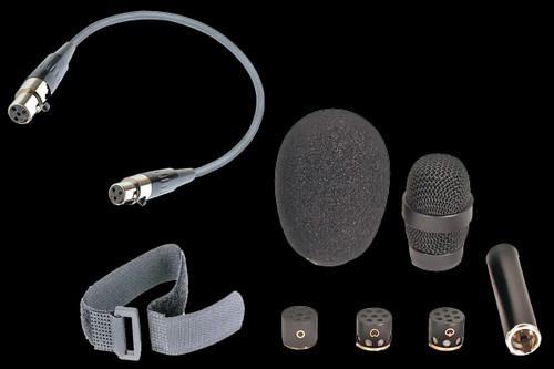 """Airwave AT-CHOIR-WIRELESS 50"""" Carbon-Fiber Boom Choir Microphone w/ Clutch"""