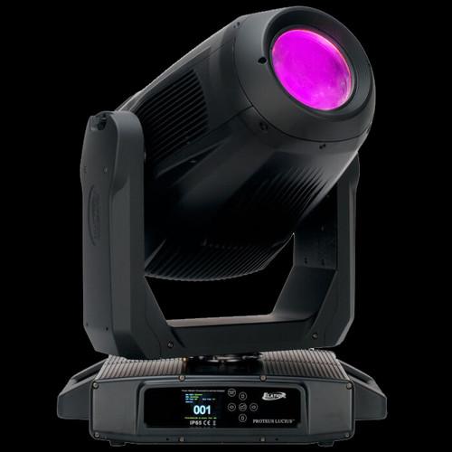 Elation Proteus Lucius LED CMY Profile IP65 Moving Head Beam Light