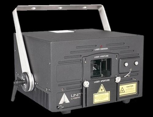 Unity ELITE 5 ILDA Laser Light Show Projector