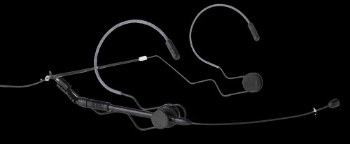 Airwave HSD-Slimline + DE Ultra Lightweight Headset Microphone