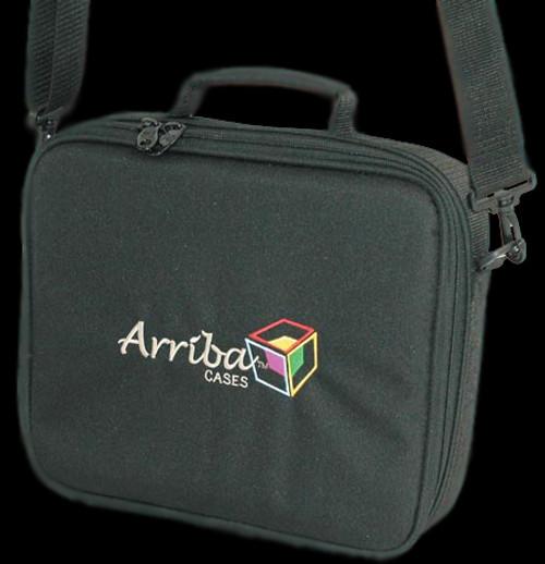 Arriba Deluxe DJ Microphone / Accessory Case
