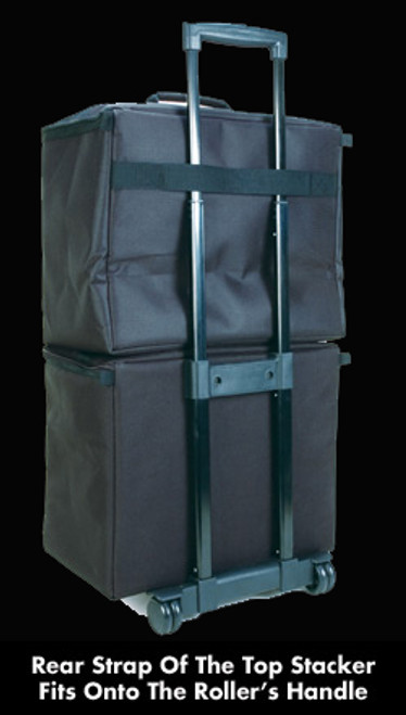 "Arriba 22"" Multi-purpose Stackable Case / Equipment Bag / ATP22"