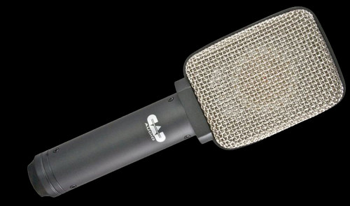 CAD D80 Large Diaphragm Moving Coil Dynamic Microphone